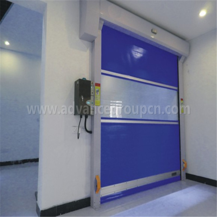 2018 New Design Good price fast rolling shutter door