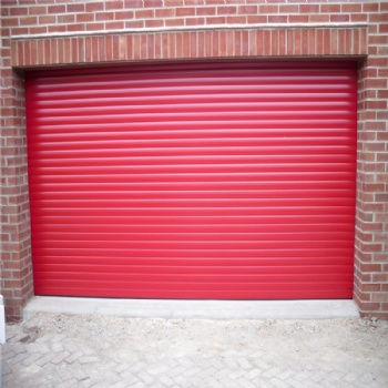 Security standard Motorized Aluminum Roller Shutter Door