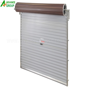 Australia Type Noiseless Steel Roll Up Door