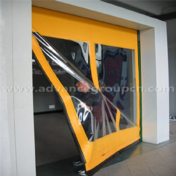 China Supplier Self-repair High Speed Door